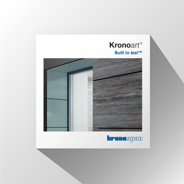 Topnotch Marketing materials - Express Services - Kronospan - Leading QT13