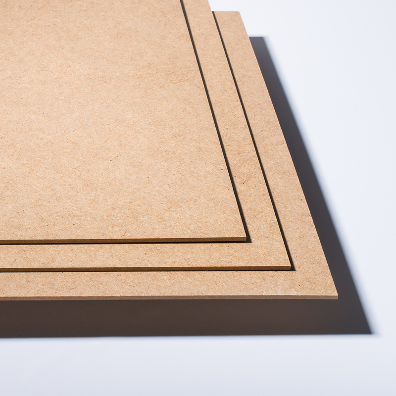 High density fiberboard hdf