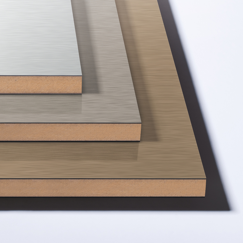 Metal boards